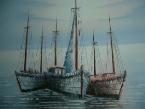 Bild Schiffe im Hafen